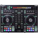 Roland DJ-505 - 2-Channel Serato DJ Controller