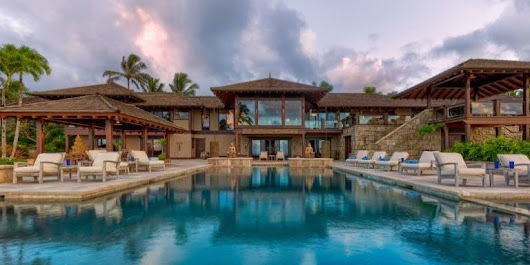 Take a Tour of Hawaii's Most Expensive Home