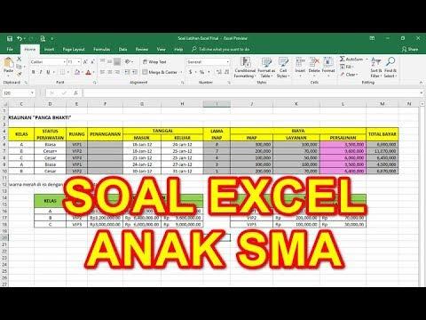 Myob vs Excel Mana Yang Terbaik