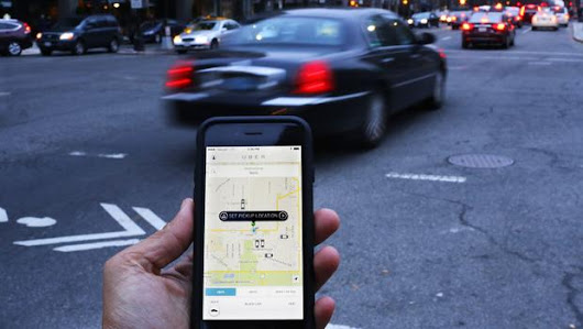 Uber ruling puts spotlight on independent contractors