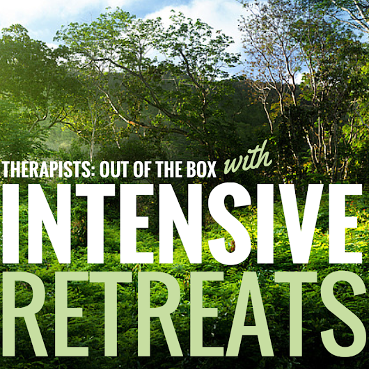 Private Practice: Out of the box with intensive retreats