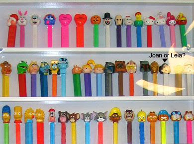 Pez Wall