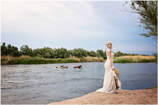 Sarah's Salt River Bridal | Mesa, Arizona Wedding Photographer