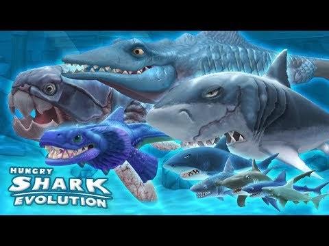 Camgöz Köpek Balığı - Hungry Shark Evolution