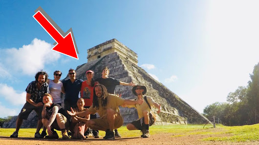 Adept Expedition at Chichen Itza: The Chosen Few Your Never Knew!