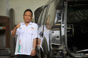Si Cilik Pencuri Perhatian Jokowi