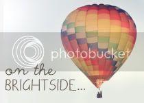 on the brightside...