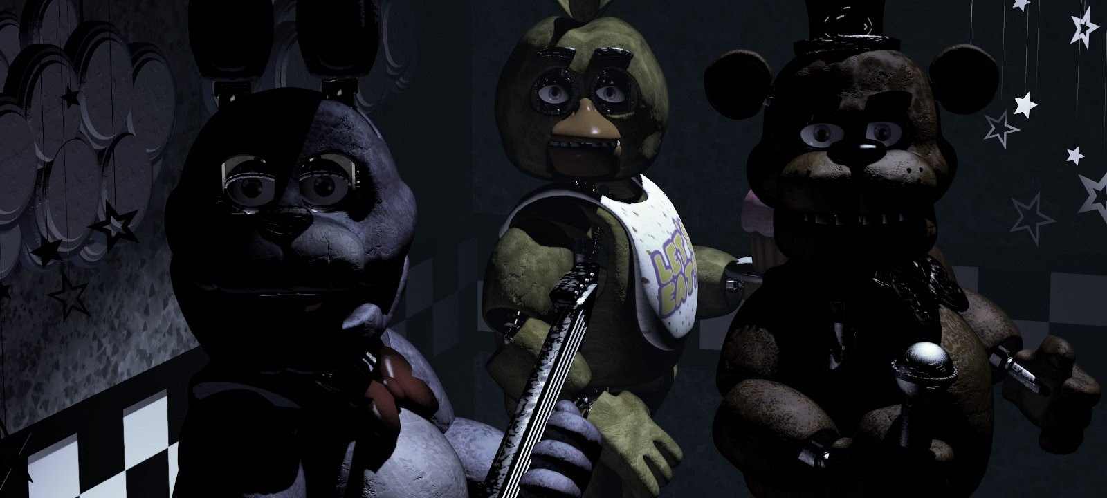 New Five Nights at Freddy's game confirmed and canceled in the same announcement screenshot