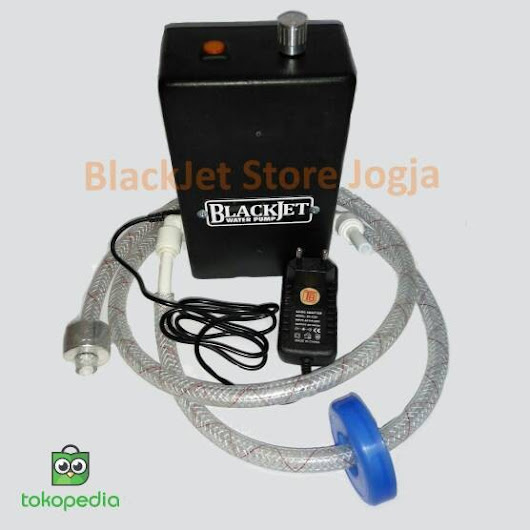 BlackJet Pompa Kangen Water