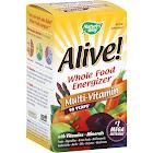 Nature's Way Alive! Multi-Vitamin, Max Potency, Vegicaps - 90 count