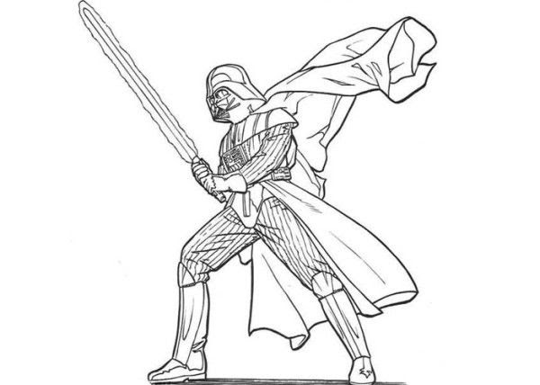Coloring And Drawing Star Wars Coloring Pages Sith Trooper