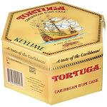 Tortuga Caribbean Rum Cake Key Lime 16 Oz
