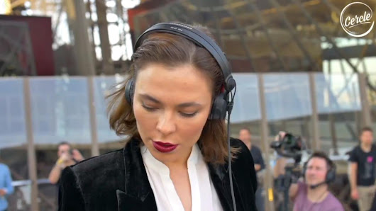 Nina Kraviz - Live @ Tour Eiffel 2018 | Live Dj Set Video