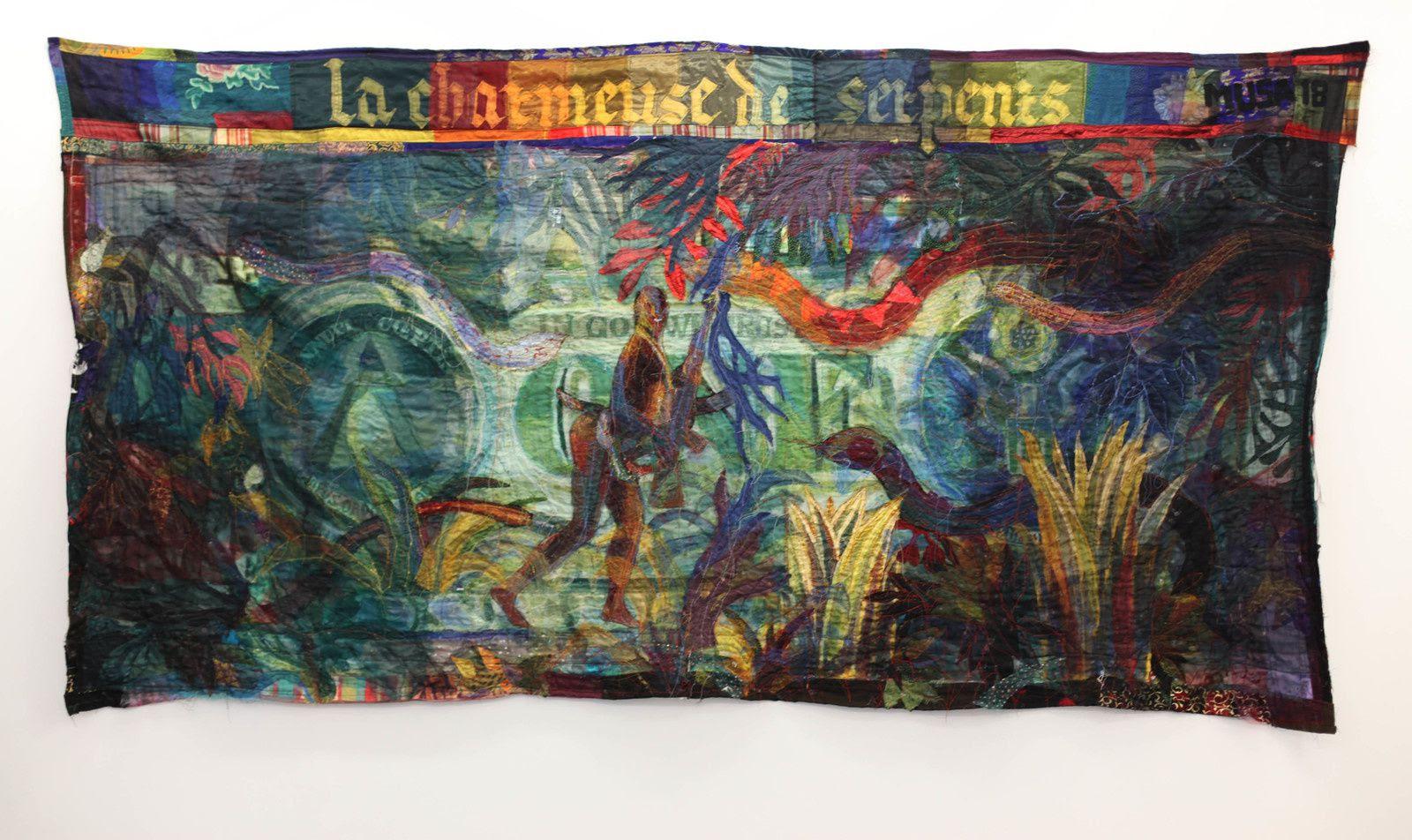 Exposition Peinture Contemporaine Hassan Musa Steal Lifes