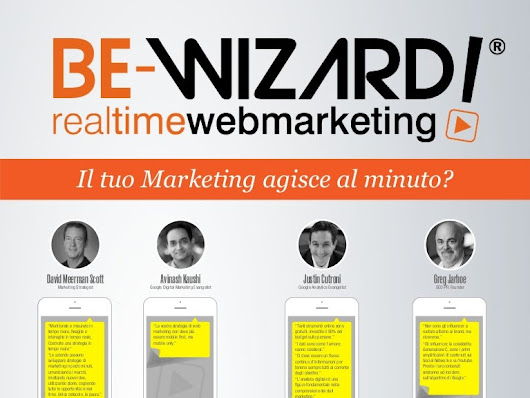 Be-Wizard! 2014 - Realtime Web Marketing