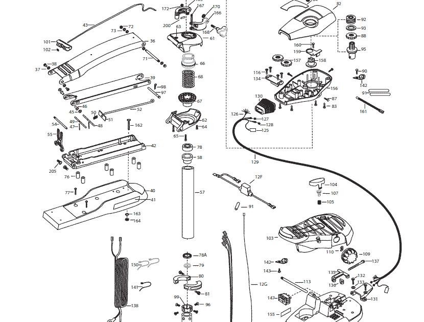 Motorguide Trolling Motor Parts Diagram Impremedia Net