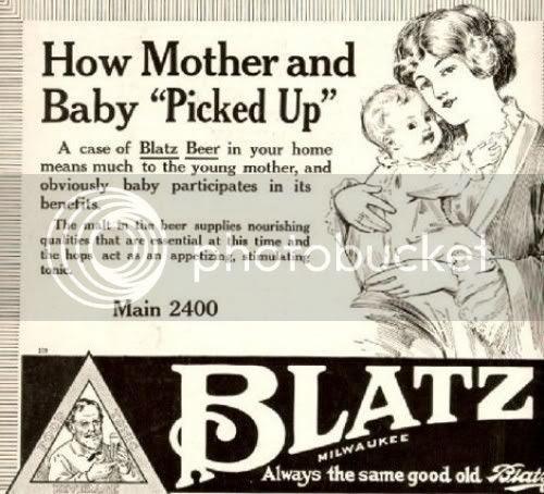 blatz vintage ad