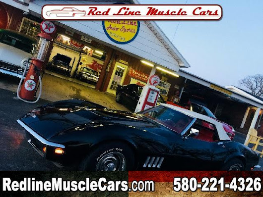 Red Line Muscle Cars
