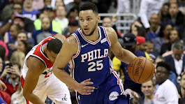 Brett Brown hails 'exceptional' Ben Simmons after 76ers debut | NBA | Sporting News
