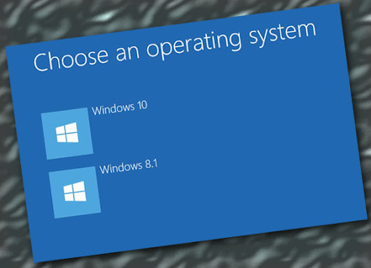 How To Dual-Boot Two Or More Version Of Windows