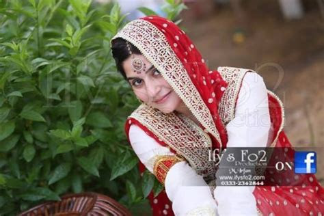 Sanam Baloch's Nikah/Wedding Pictures Released   Reviewit.pk
