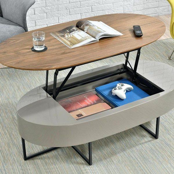 Rustic Ikea Pop Up Coffee Table Barkeaterlake Com