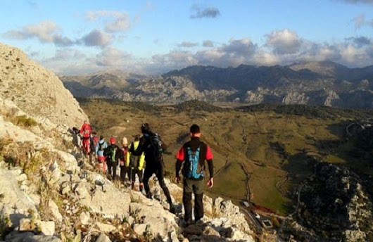 5 Most Importants Outdoor Sports Challenges In The Sierra de Grazalema