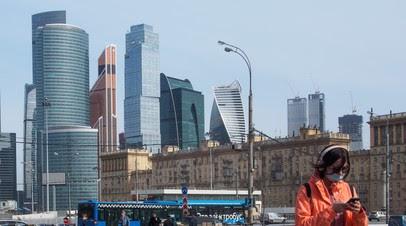 В Москве 15 апреля ожидается до +21 °С