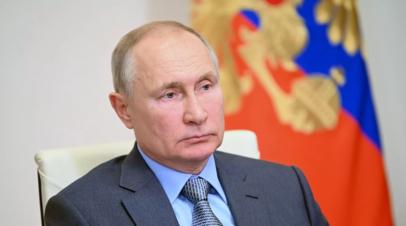 Путин приветствовал участников Дрезденского оперного бала в Санкт-Петербурге