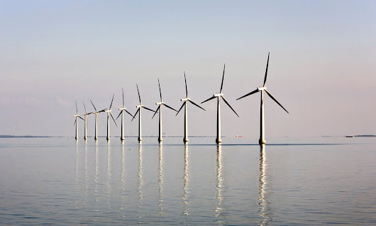 Denmark broke world record for wind power in 2015 | Environment | The Guardian