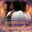 NEW RELEASE | A Woman's Design: Redemption by Chelle Ramsey @UndeniablyChell | Written Voices Blog