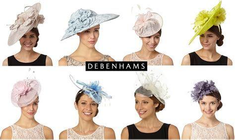 Designer Occasion Fascinators from Debenhams   Hatinators