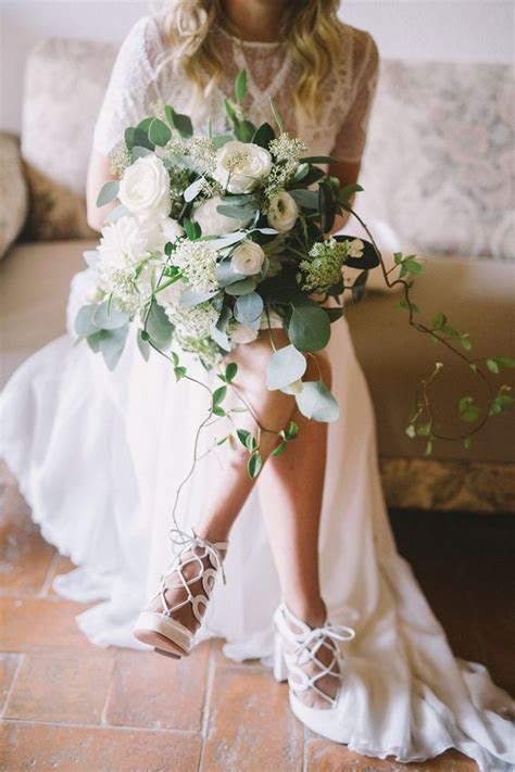 Beautiful Eucalyptus Ideas for Your Spring Wedding
