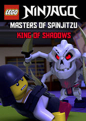 LEGO Ninjago: King of Shadows | filmes-netflix.blogspot.com