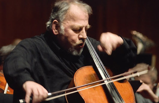 World Loses a Cello Legend – Heinrich Schiff Passes Away in Vienna - String Visions | from Ovation Press
