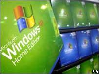 Windows XP Home