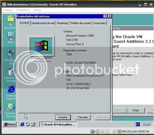 How To Install Windows 2000 On Virtualbox