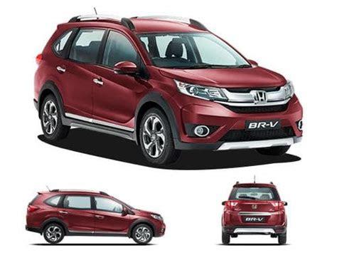 honda brv price  india images specs mileage