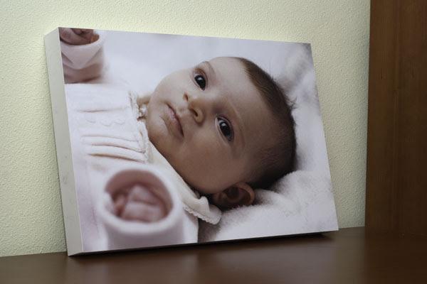 fotolienzo y fotografías en panel ligero