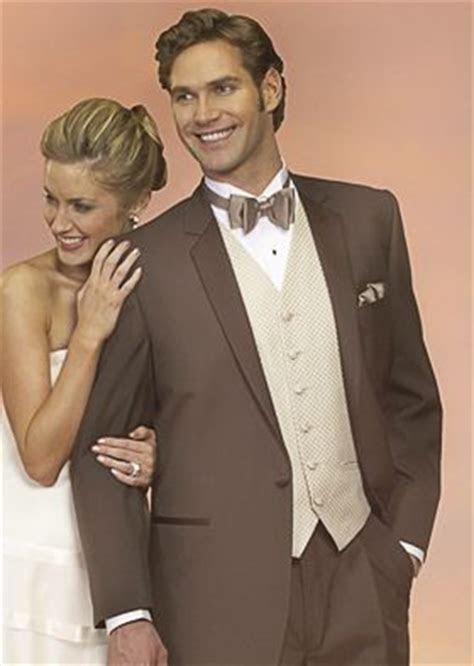 Brown Suit Rental Dress Yy