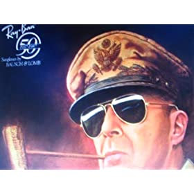 """ray ban """"the general"""""""