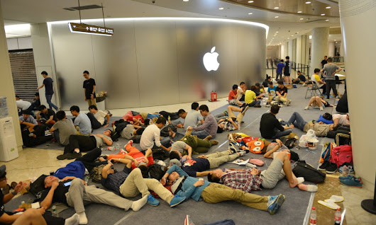 Chinese men urged to donate sperm to earn money for the new iPhone 6S | World news | The Guardian