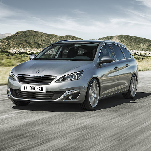 FleetPoint test drive the Peugeot 308 SW - FleetPoint