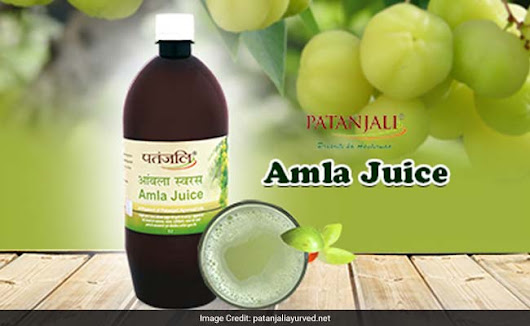 Patanjali's Amla Juice Fails Lab Test, Taken Off Army Canteen Shelves