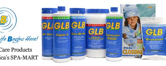GLB Pool Care: Now at America's SPA-MART