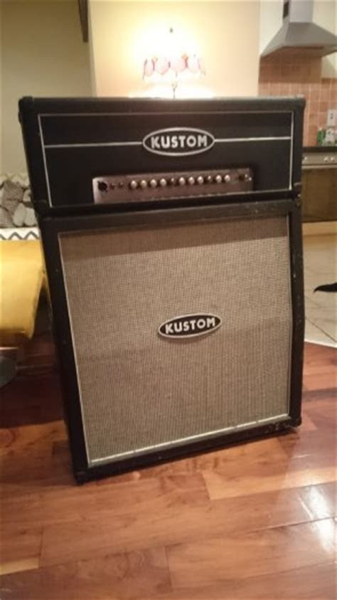 Kustom Half Stack 200w Guitar Amp For Sale in Galway City