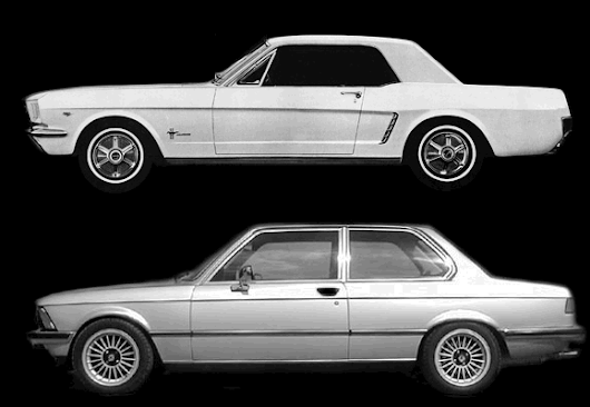 Check Out Decades Of Car Evolution In Seconds To Feed Your Automotive Nostalgia