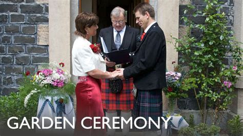 Humanist Marriage Ceremony at Home   Fuze Ceremonies