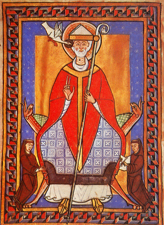 Did Pope St. Gregory the Great Deny the Papacy?