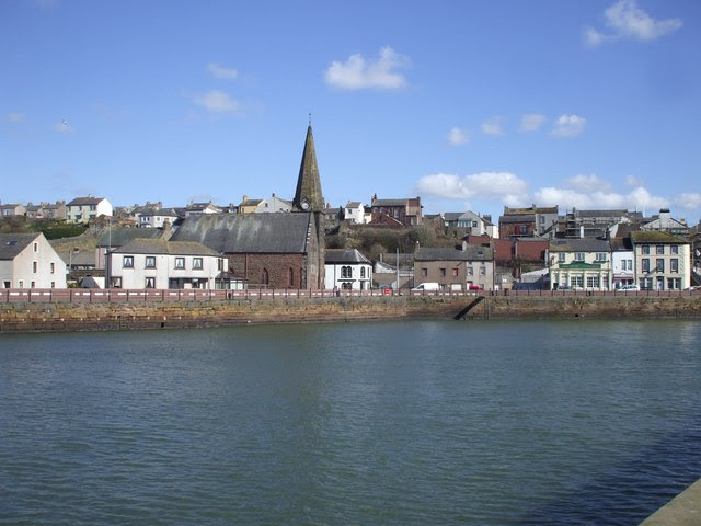 File:View across the harbour, Maryport - geograph.org.uk - 1269593.jpg